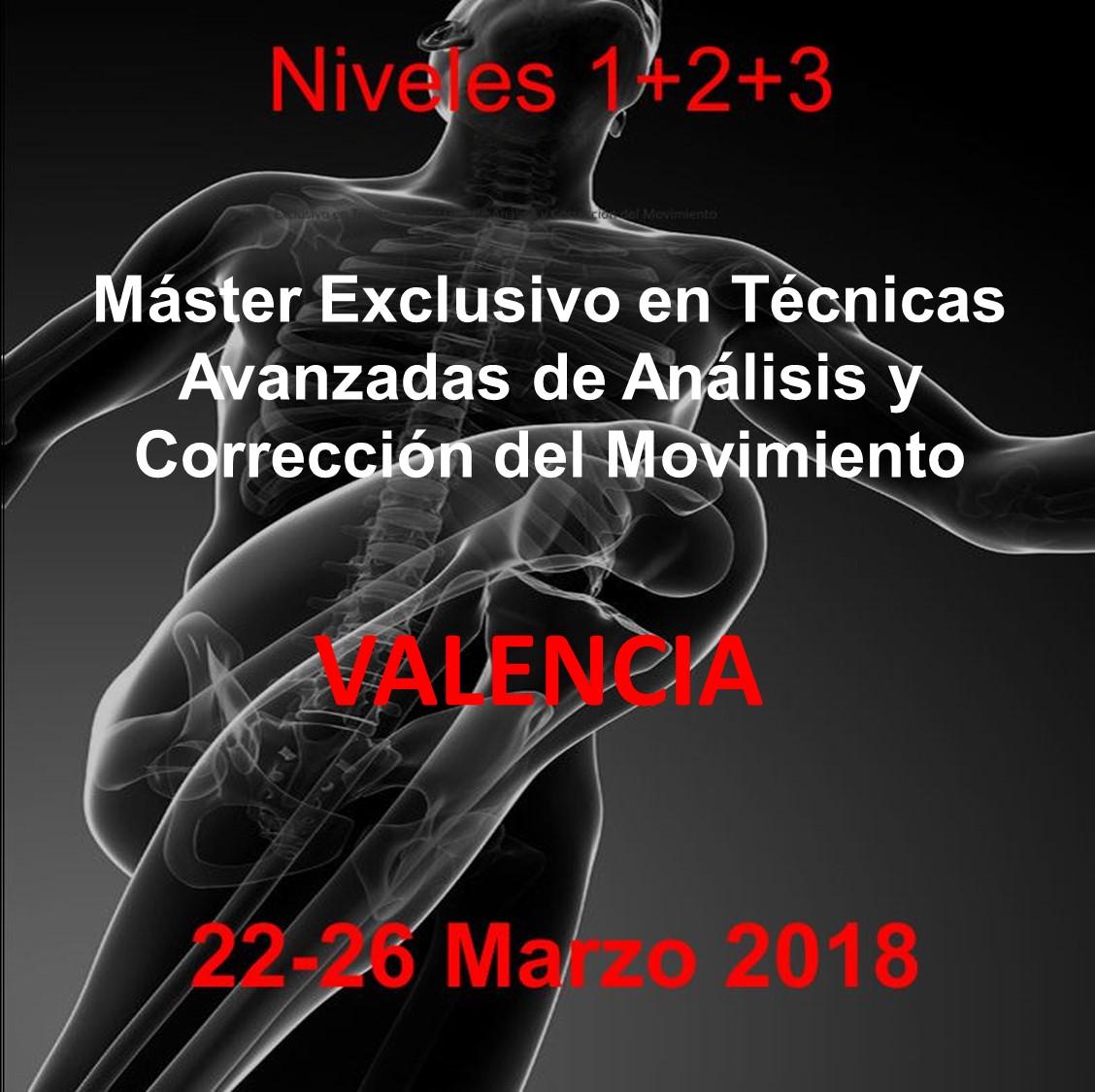 Master valencia 2018