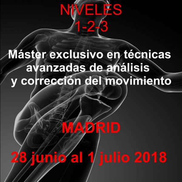 master madrid CONTROL DEL MOVIMIENTO