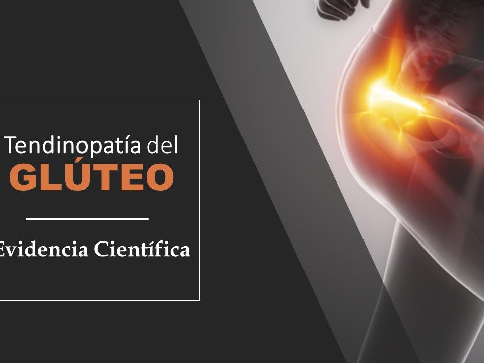 biomecánica tendinitis gluteo