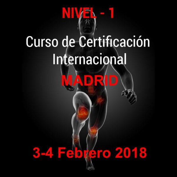 Madrid nivel-1 2018
