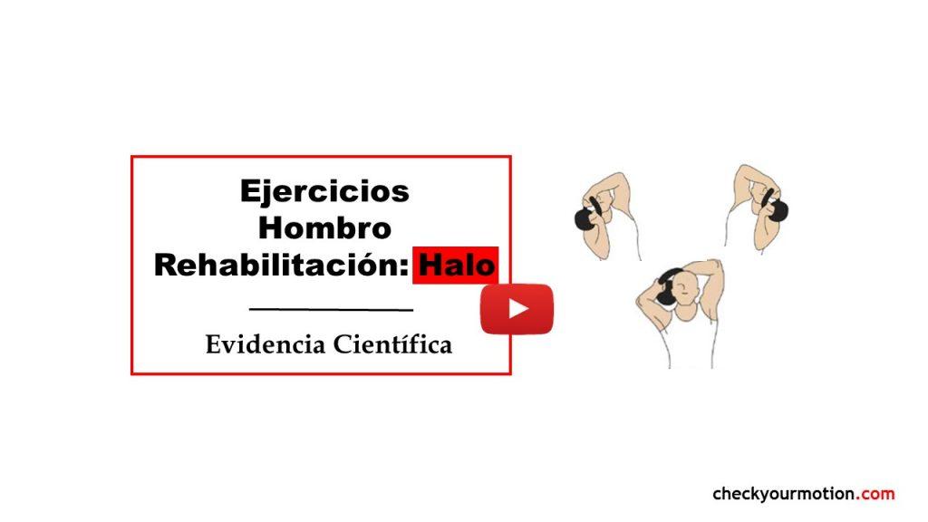 Ejercicios Hombro Rehabilitacion Halo