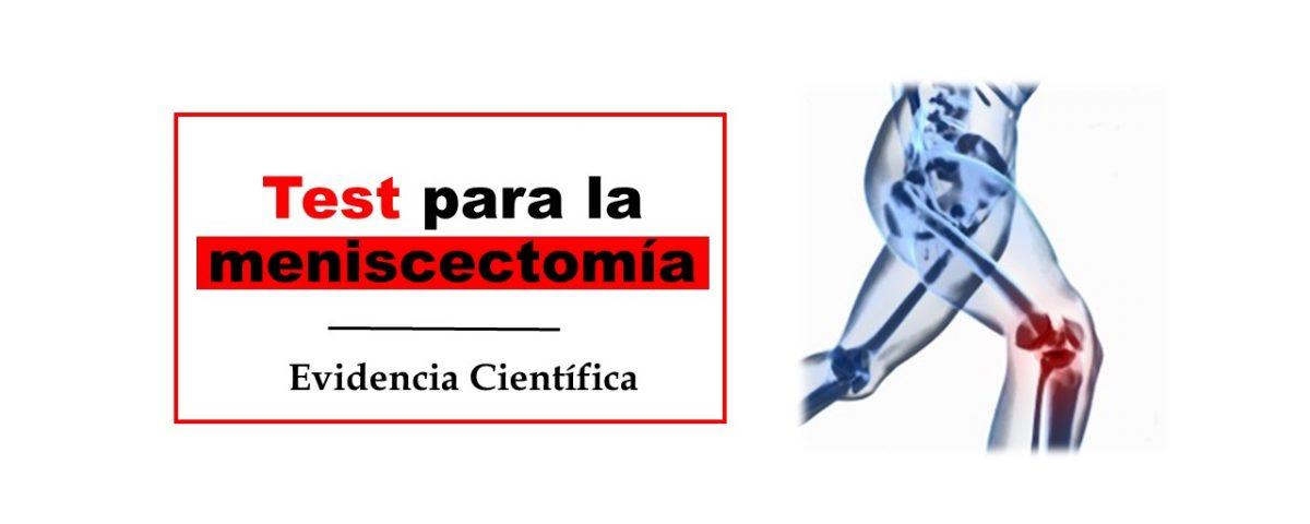 la rehabilitacion meniscectomía parcial rehabilitacion