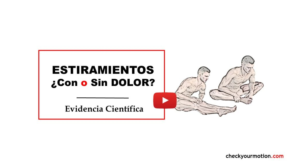 Dolor y estirmientos tension