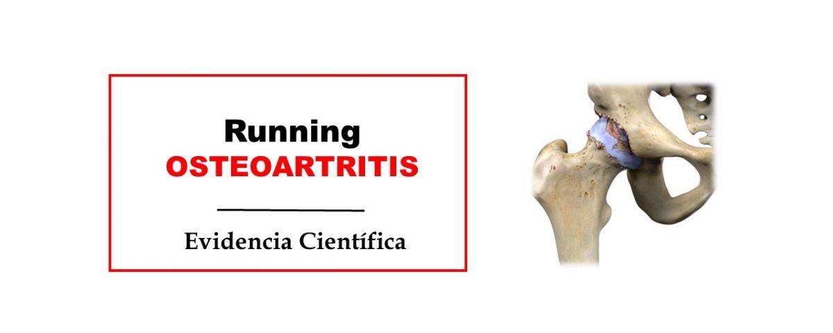 running y osteoartritis