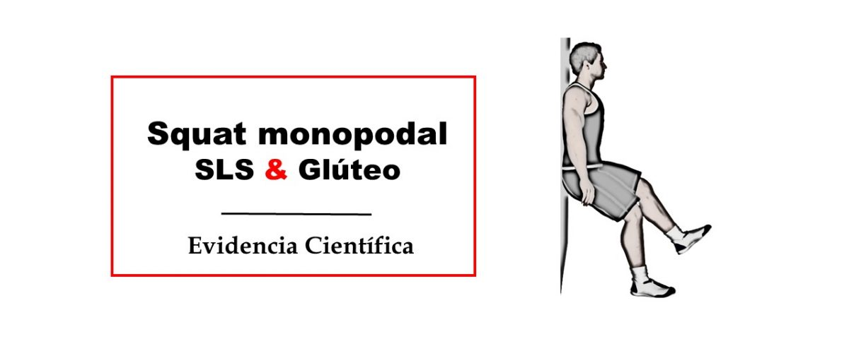 squat monopodal gluteo