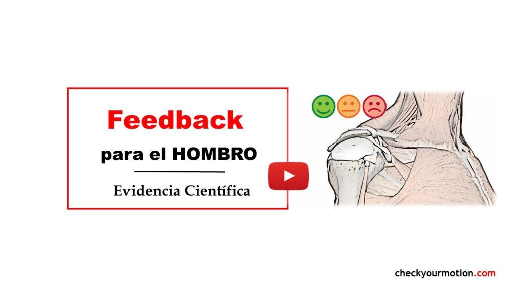 Ejercicio feedback hombro