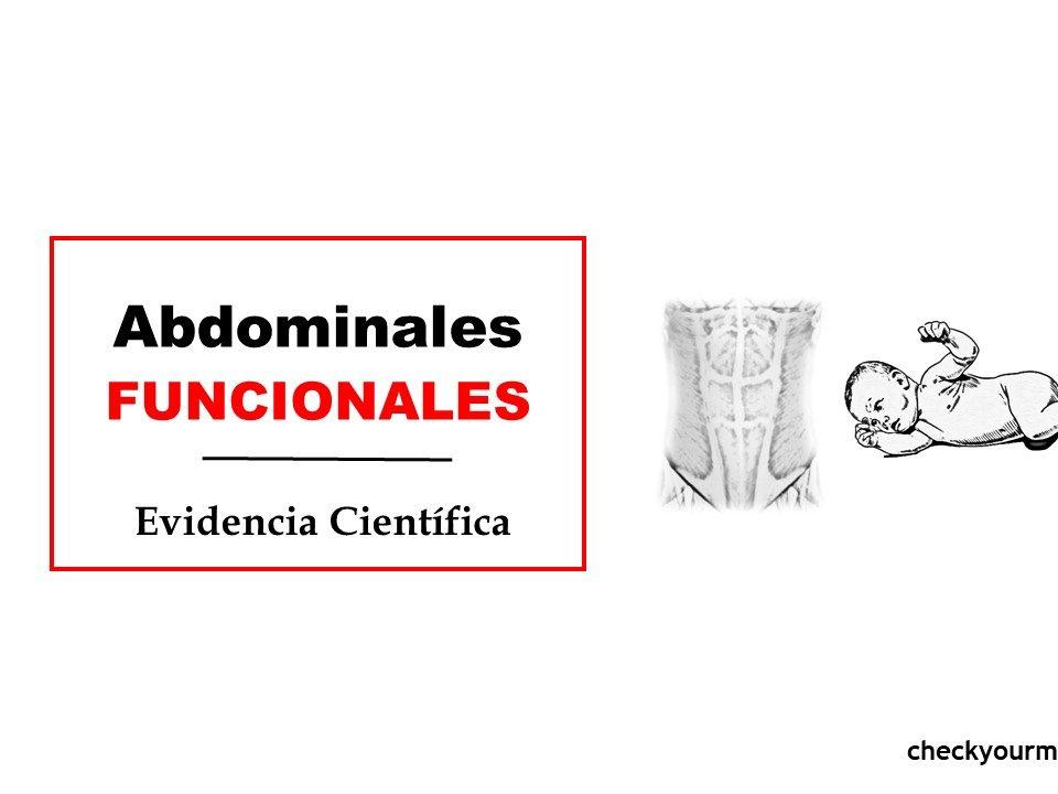 abdominales funcionales baby get up
