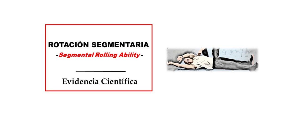 Formación esencial para entrenadores y fisios rotación segmentaria Segmental Rolling Ability