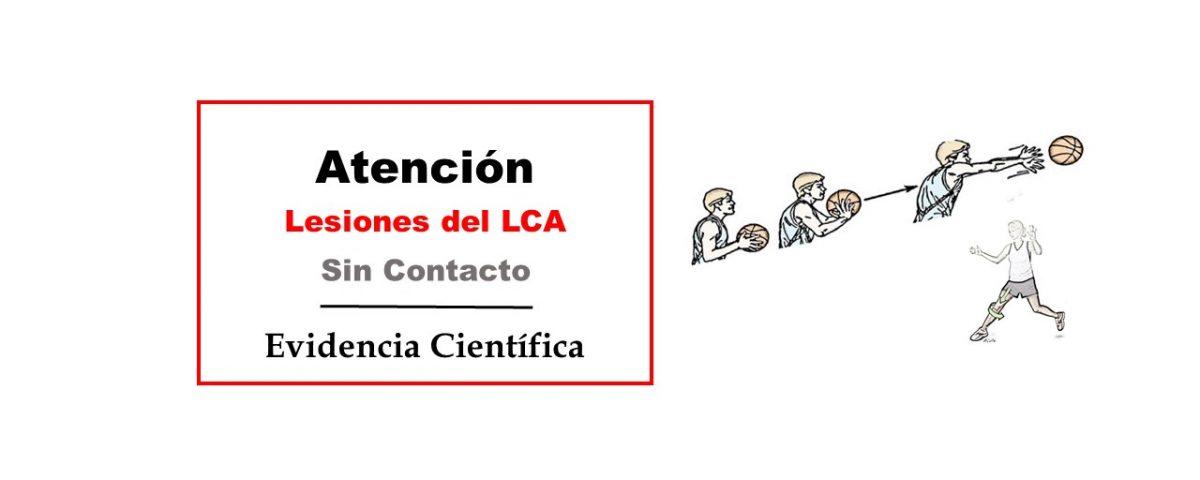 Lesiones LCA sin contacto