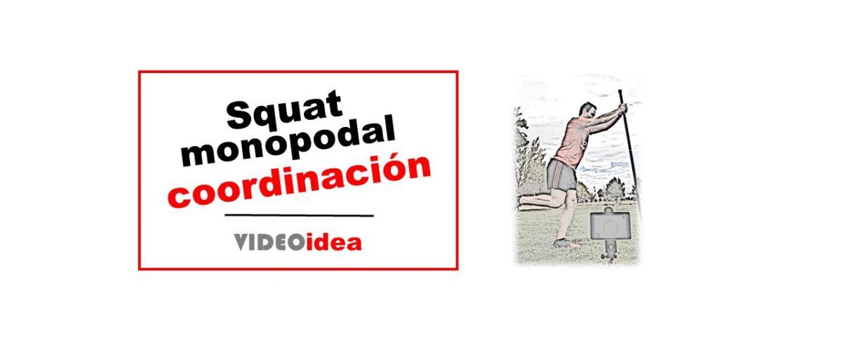 Squat Monopodal Coordinado