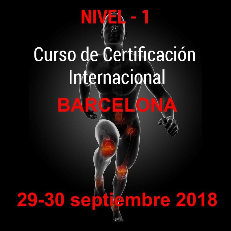 nivel-1 BARCELONA SEPTIEMBRE 2018