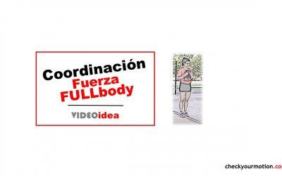 Ejercicio Full-Body de Fuerza y Coordinación