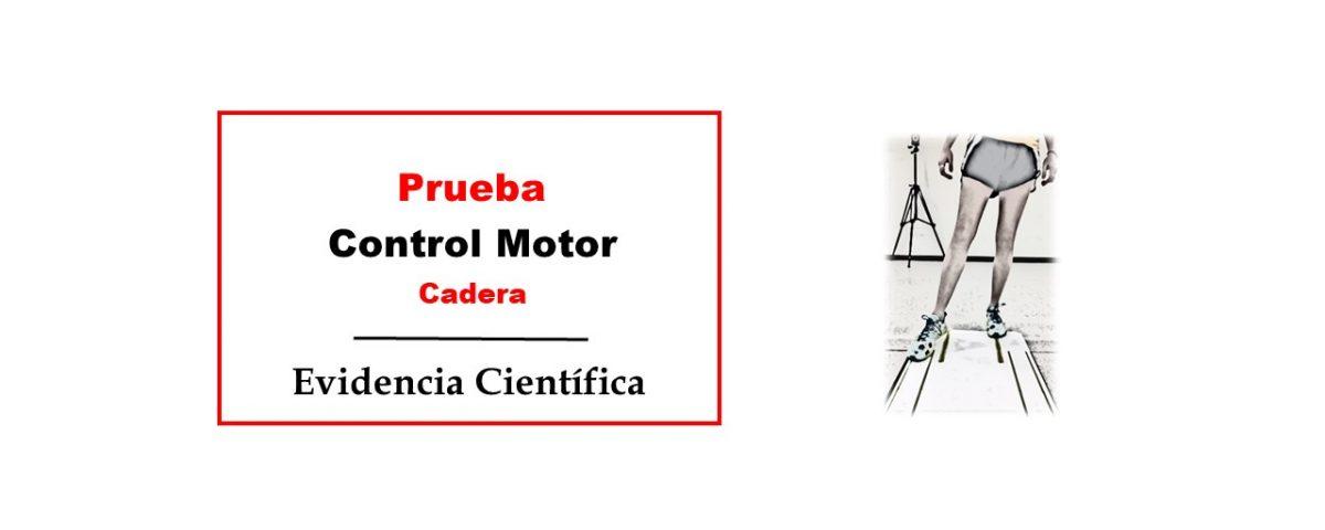 Prueba Control Motor Cadera