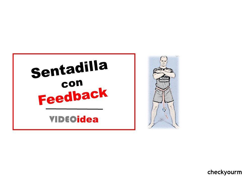 Sentadilla con feedback
