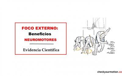 Foco externo: beneficios neuromotores