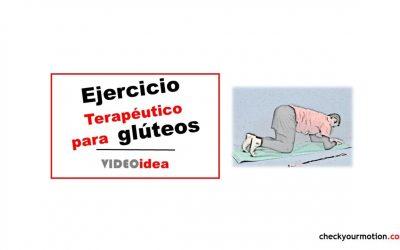 Ejercicio terapéutico para glúteos