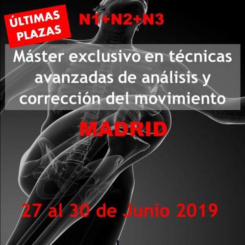 Formación ejercicio correctivo Madrid