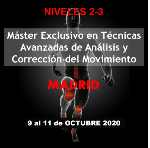 La mejor formación en fisioterapia deportiva en Madrid