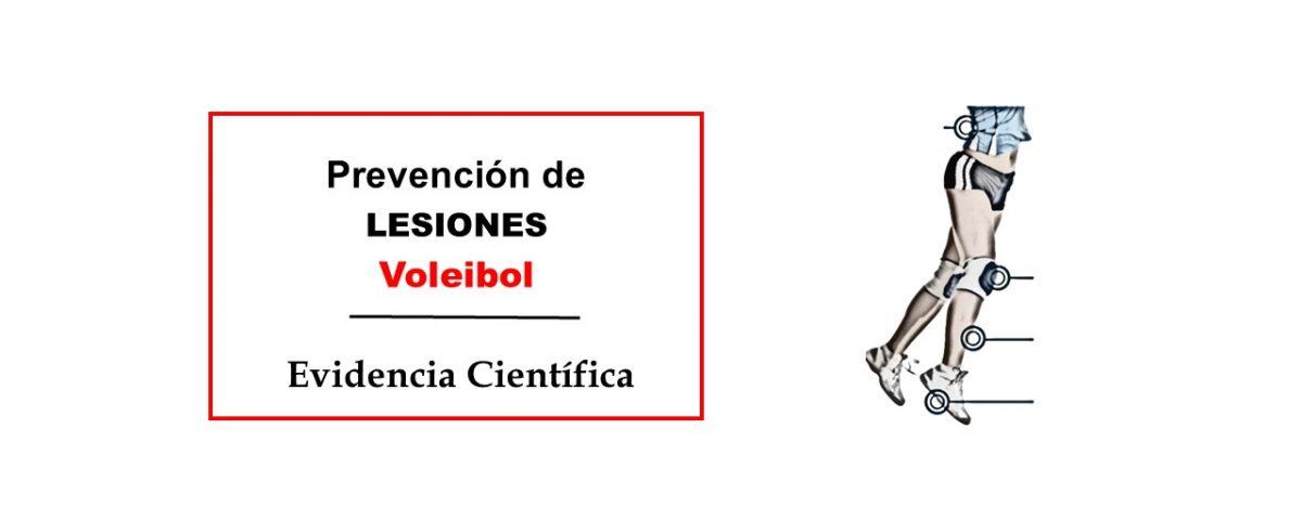 prevencion lesiones voleibol