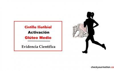 Rodilla del corredor o síndrome cintilla iliotibial y glúteo medio