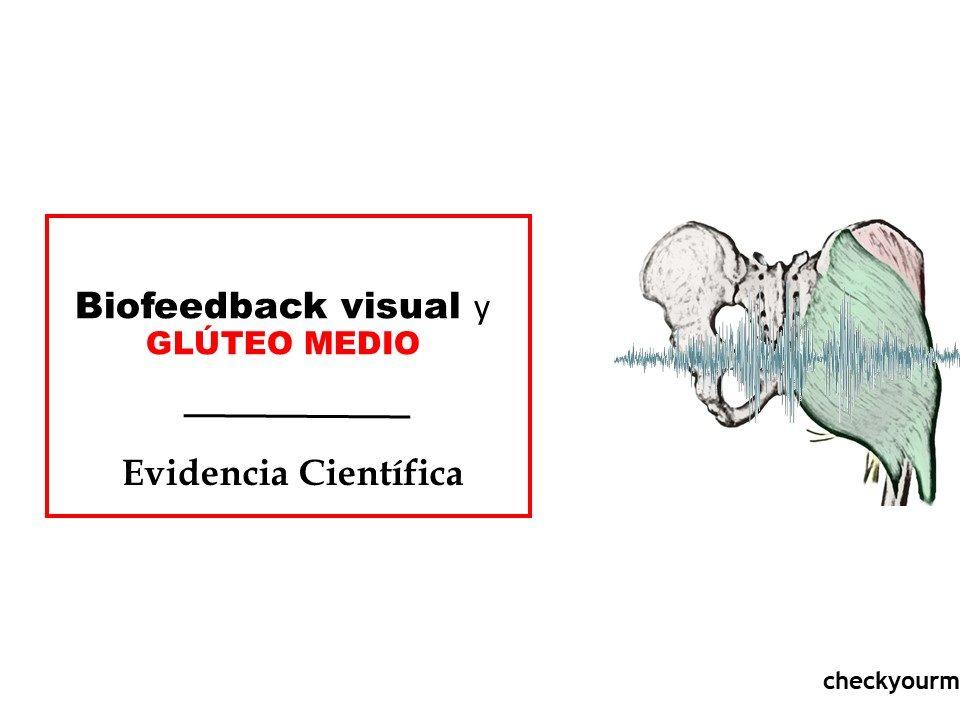 Biofeedback visual y GLÚTEO MEDIO