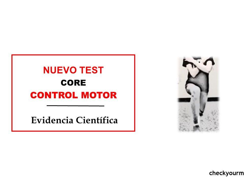 NUEVO TEST CORE CONTROL MOTOR