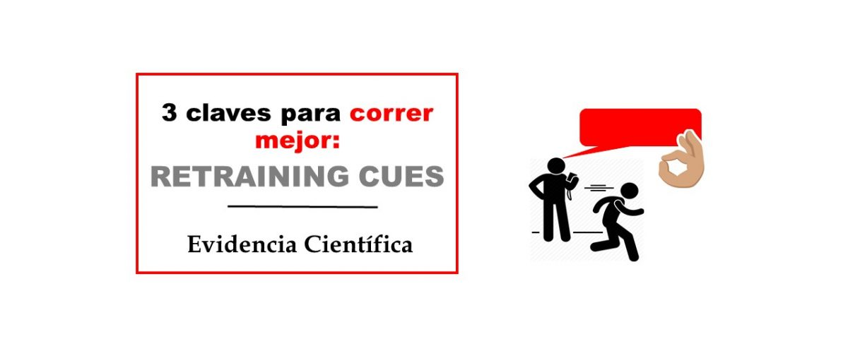 Claves para correr mejor retraining cues