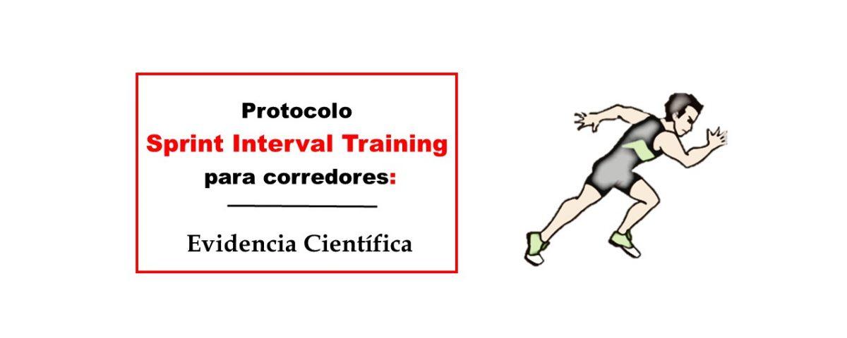 Protocolo de intervalos de sprint para corredores