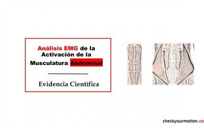 Activación muscular de los músculos abdominales-EJERCICIOS
