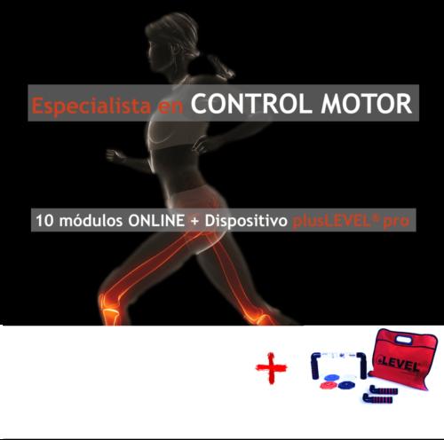 Curso online control motor ejercicio terapéutico