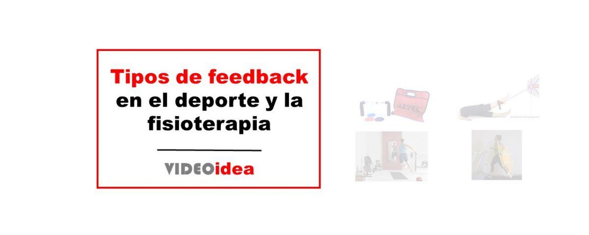 Tipos de feedback en el deporte y la fisioterapia