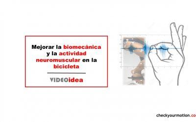 Mejorar la biomecánica y la actividad neuromuscular en la bicicleta