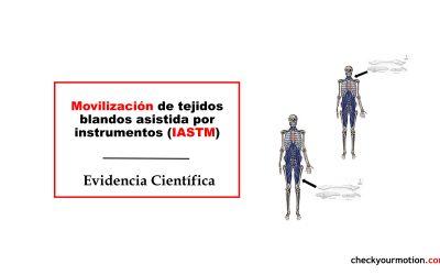 Movilización de tejidos blandos asistida por instrumentos (IASTM) cadenas miofasciales