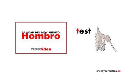 Calidad de Movimiento, Overhead Reach: Test de Movilidad de Hombro